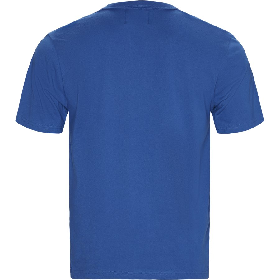 PHOENIX - Phoenix Tee - T-shirts - Regular - Ocean blue - 2